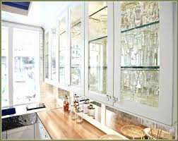 decorative glass inserts for kitchen cabinet doors best of