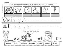 This esl phonics lesson features an extensive word list introducing students to the consonant digraph wh, followed by several sentences that use these sounds. Digraph Wh Sorting Pictures That Begin With Wh Digraphs Worksheets Wh Digraph Worksheets Digraph