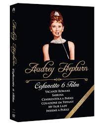 Dvd - Audrey Hepburn Collection (7 Dvd ...
