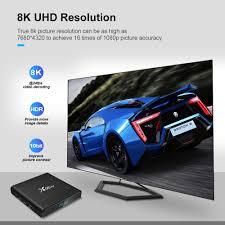 X96 Air Amlogic S905X3 Mini Android 9.0 TV BOX 4GB 64GB 32GB wifi 4K 8K  24Fps Netflix – Swadeal