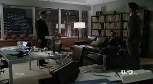Suits harvey specter office Season Suits Harvey Specter Office Harvey Specters Desk Lamp Google Search Suits Specter Utility Design Suits Harvey Specter Office Suits Harvey Specter Office Faacusaco