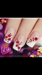 Chinese Nail Art Designs Call 92258878 To Book Appointment New Years Nail Art Toe
