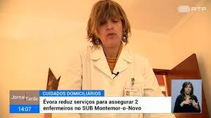 Évora reduz serviços para assegurar dois enfermeiros em Montemor-o-Novo