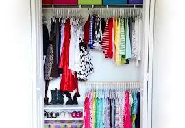 small closet ideas dual closet rods