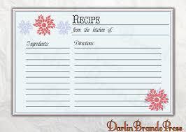 Recipes Cards Rome Fontanacountryinn Com