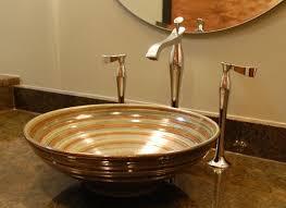 Bathroom Sinks Bowls Awesome Glass Bathroom Sink Bowl Luxury Ideas With Bathroom Sink