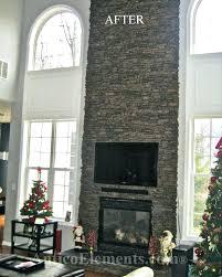 fake fireplace wall art wallpaper