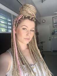 Pinterest Ankabea Blonde Braids Hair Options Ideas