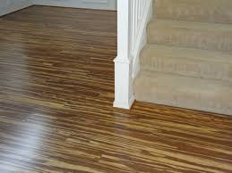 Simplefloors With Strand Woven Bamboo Flooring Zebrano Photo By Real Customer Home Depot Sale And Types Of Hardwood Floors For Modern Room