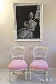Pink Bedroom Chairs Lilyfield Life Cotton Candy Upholstered Chairs