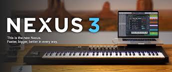 Introducing ReFX Nexus 3 - The all-new preset powerhouse