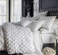 full size duvet cover. Amazon.com: White Cotton Diamond Puckered Duvet Cover (95\ Full Size E