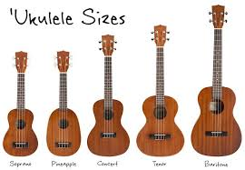 Ukulele Sizes A Guide To Scale Length Sound Tunings More