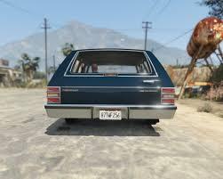 1989 Chevrolet Caprice Wagon [Add-On / Replace] - GTA5-Mods.com