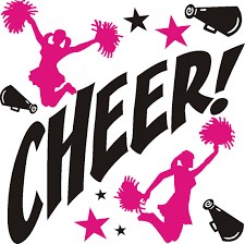 Image result for cheerleaders clipart