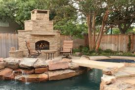 furniture patio deck grills fireplaces charleston outdoor fireplace grill porch beach style with wooden