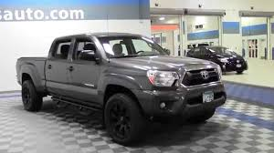 2013 Toyota Tacoma 4WD Double Cab 6U140278 - YouTube