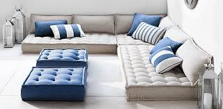 Oversized Floor Pillows Home Design Mannahatta