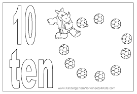 Small Picture Printable Coloring Numbers 1 10 Coloring Coloring Pages