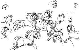 Horses by Nadia, at 3 years 5 months. Taken from Humphrey (1998). |  Download Scientific Diagram