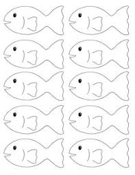 Small Fish Template Large Fish Template Free Coloring Pages Free Printable Coloring