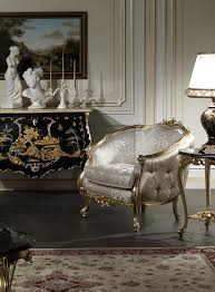 Italian Living Room Furniture Italian Furniture Italian Living Room Set Charlotte Silver