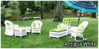 china rattan garden table and chair set luxury wicker patio furniture