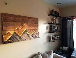 wood wall decor wooden wall decor panels ideas diy wood wall art decor
