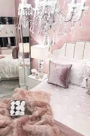 pink bedroom decor glam bedroom