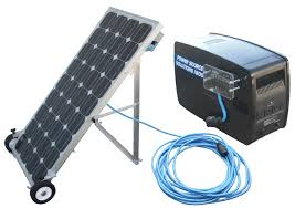 how to make a portable solar generator life energy solar power generator