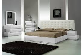 bedroom design contemporary queen bedroom sets with minimalist concept and black white contrast and