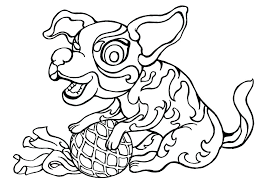 Prairie Dog Coloring Page Prairie Dog Colouring Page
