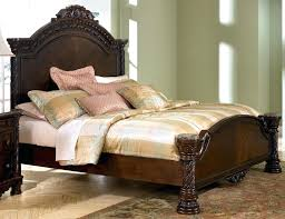 full size sleigh bedroom sets north s california king size panel bed from millennium by home