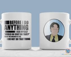 office mug. The Office Mug - Dwight Schrute \