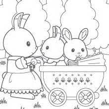 Small Picture 51 best Calico Critters Coloring Pages images on Pinterest
