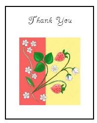 free thank you notes templates free printable thank you cards