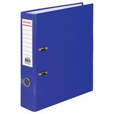 Купить <b>Папка</b>-<b>регистратор BRAUBERG</b>, <b>ламинированная</b>, 75 мм ...