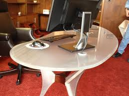 why a glass top desk a great choice for the self employed springfield va