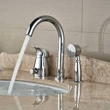 Waterfall Bathtub Online Get Cheap Waterfall Bathtub Faucet Aliexpresscom