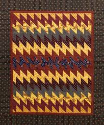 Fall Quilt Projects   AllPeopleQuilt.com & Rustic Zigzag Wall Hanging Adamdwight.com