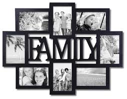 family photo frames collage family 8 opening collage picture frame contemporary picture ideas