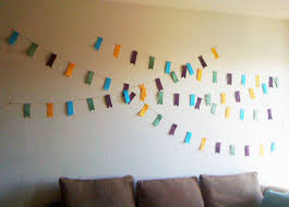decorating on a dime ribbon wall art