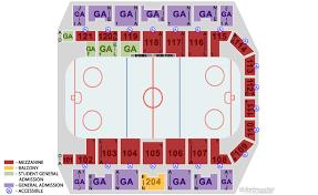 Tickets University Of Alaska Fairbanks Nanooks Hockey Vs