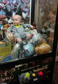 Arm Stuck In Vending Machine Commercial Enchanting Amazing Photo Of Baby Boy Stuck In A Vending Machine Daily Mail Online