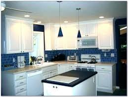 blue tile backsplash kitchen blue subway tile blue tile kitchen kitchen blue kitchen tile ideas of