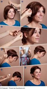 Jolie Coiffure Simple Cheveux Court Blog Okeh
