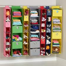 Kids Storage Containers Kids Colorful Canvas Hanging Closet