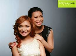 created in 2016 status hair salon came into being when sisters robina and roseann ko set up their first hair care elishment in robinsons galleria