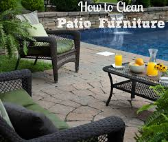 How to Clean Outdoor Patio Furniture Guide PRO Tips}