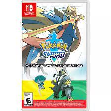 Pokemon Sword + Pokemon Sword Expansion Pass, Nintendo, Nintendo Switch -  Walmart.com - Walmart.com